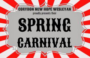 Carnival Poster Plain