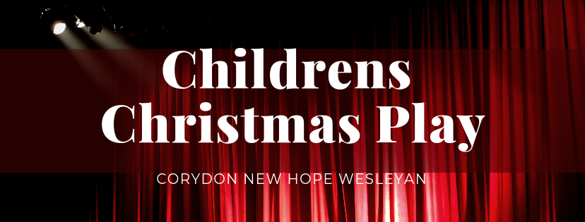 Christmas Play.Children S Christmas Play Corydon New Hope Wesleyan